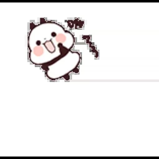 Pandaaaa - Sticker 17