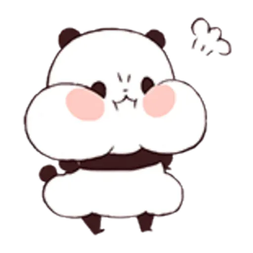 Pandaaaa - Sticker 5