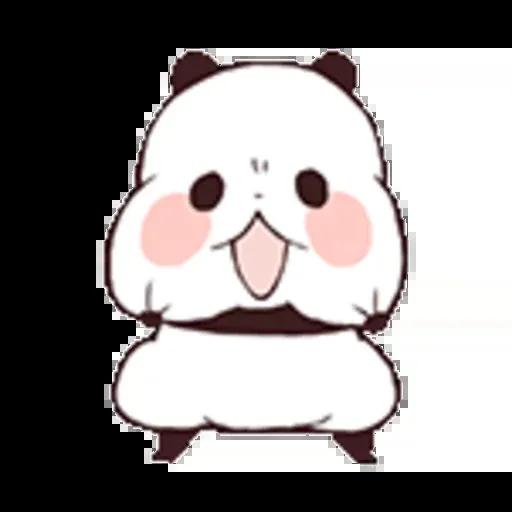 Pandaaaa - Sticker 18