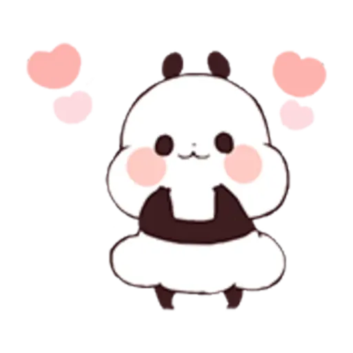 Pandaaaa - Sticker 3