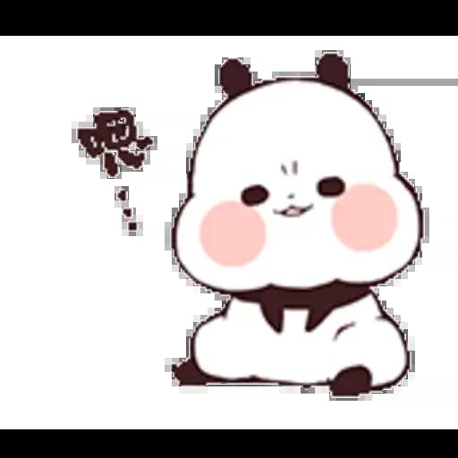 Pandaaaa - Sticker 11