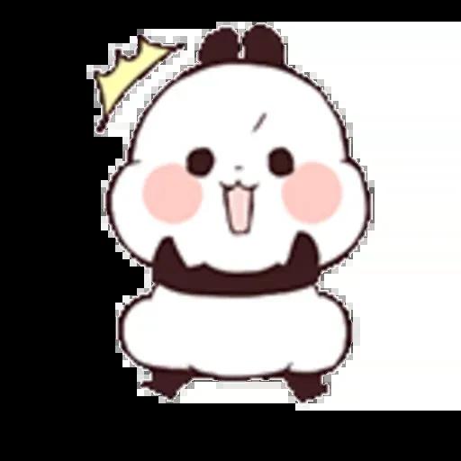 Pandaaaa - Sticker 7
