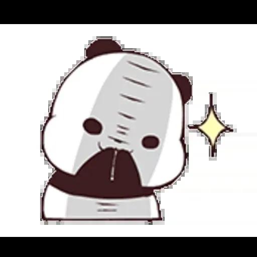 Pandaaaa - Sticker 24