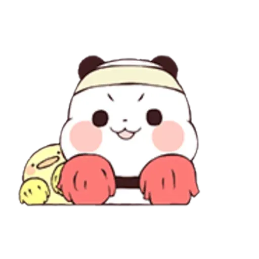 Pandaaaa - Sticker 29