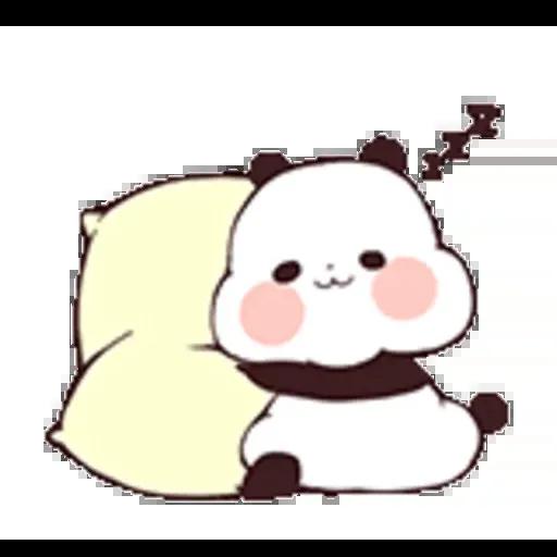 Pandaaaa - Sticker 13