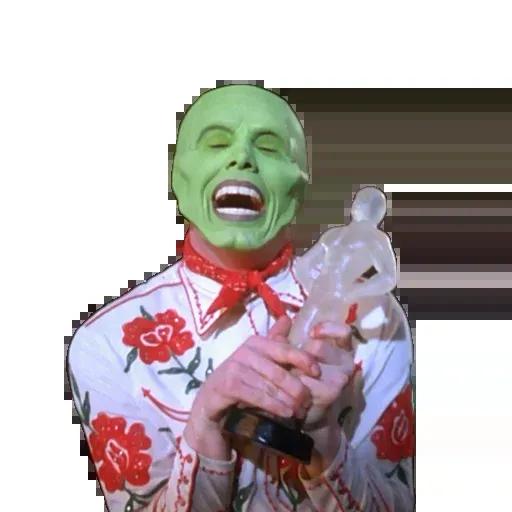 The Mask - Sticker 8