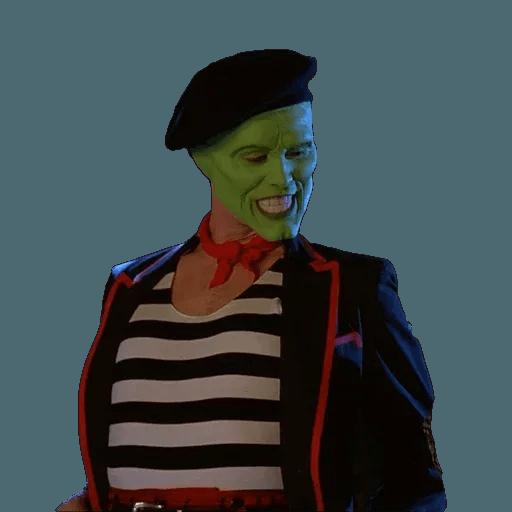 The Mask - Sticker 14