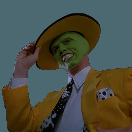 The Mask - Sticker 10