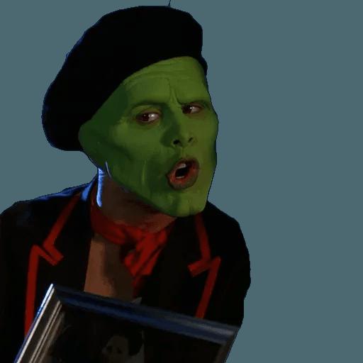 The Mask - Sticker 5