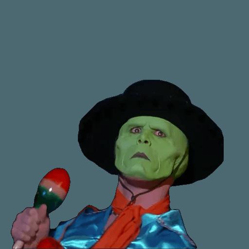 The Mask - Sticker 18