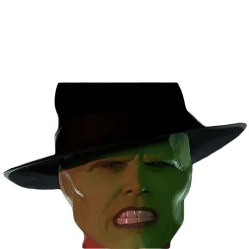 The Mask - Sticker 4