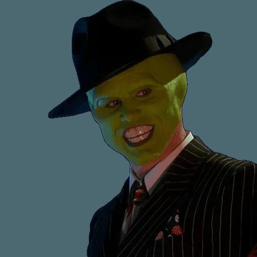 The Mask - Sticker 9