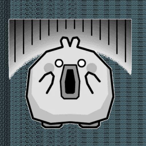雞仔1 - Sticker 15