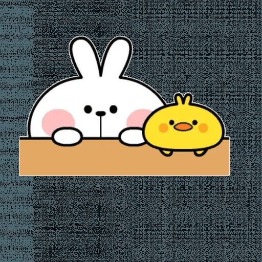 雞仔1 - Sticker 6