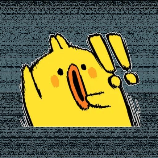 雞仔1 - Sticker 14