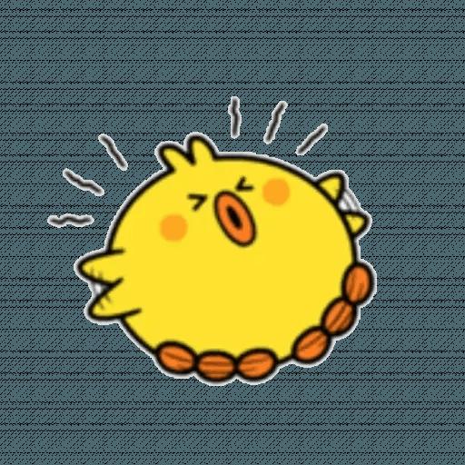 雞仔1 - Sticker 19