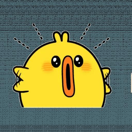 雞仔1 - Sticker 9