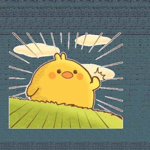 雞仔1 - Sticker 11