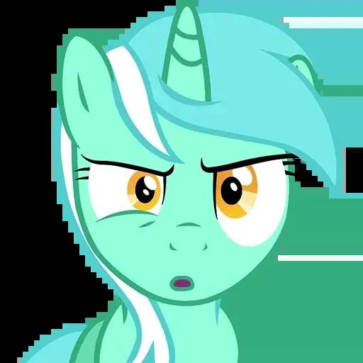 Pony - Sticker 18
