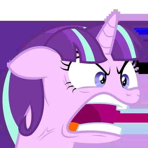 Pony - Sticker 2