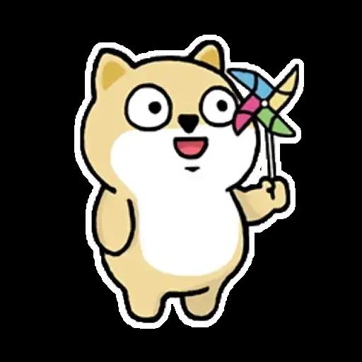 小肥柴 - Sticker 6
