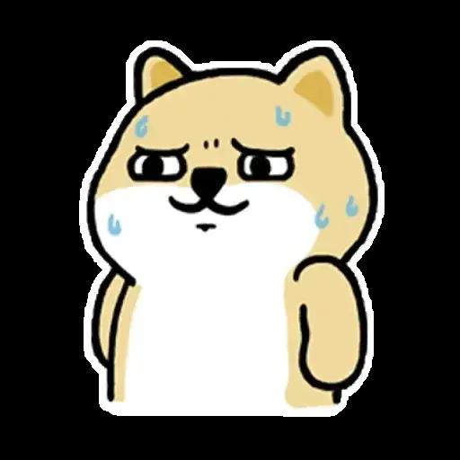 小肥柴 - Sticker 17