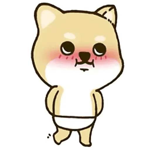 Littleshiba - Sticker 5