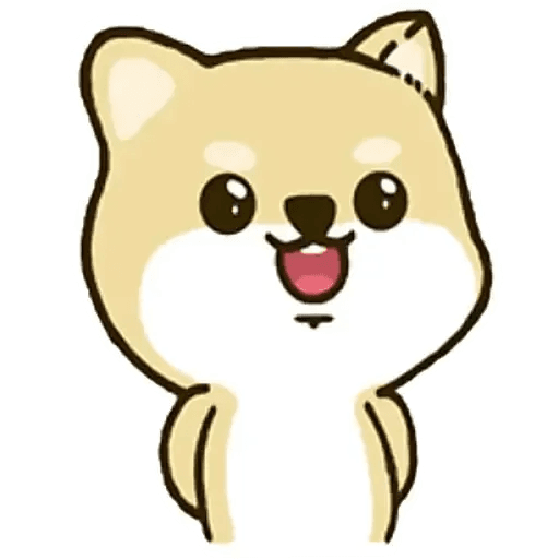 Littleshiba - Sticker 4