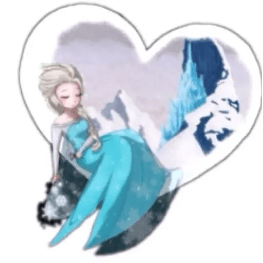 Frozen elsa - Sticker 16