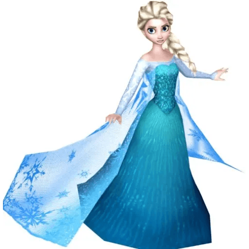 Frozen elsa - Sticker 8