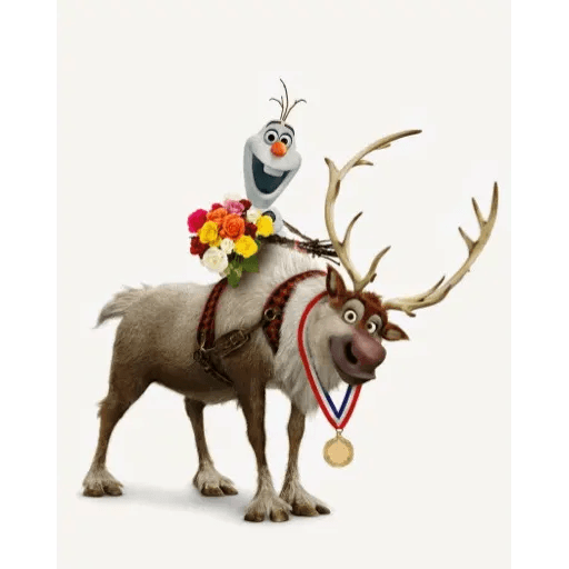Frozen elsa - Sticker 9