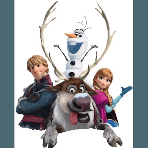 Frozen elsa - Sticker 20