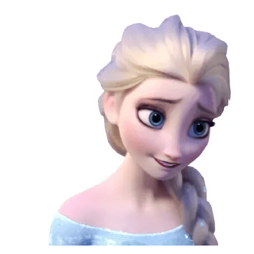 Frozen elsa - Sticker 10