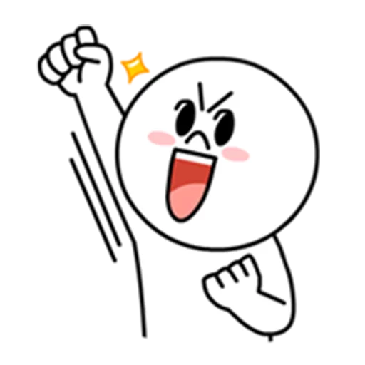 Line kawan - Sticker 24