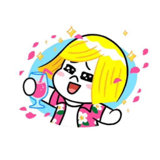 Line kawan - Sticker 12
