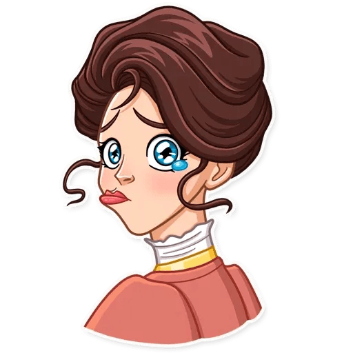 Lady - Sticker 19