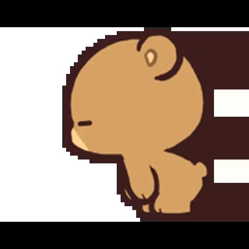 MilkNMocha emotion - Sticker 25
