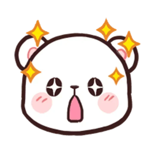 MilkNMocha emotion - Sticker 9