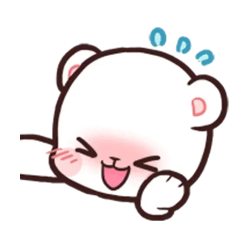 MilkNMocha emotion - Sticker 20