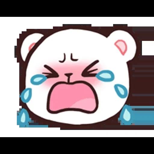 MilkNMocha emotion - Sticker 8