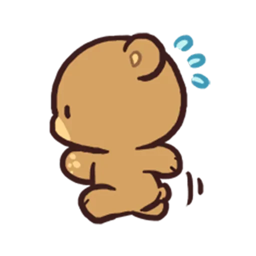 MilkNMocha emotion - Sticker 23