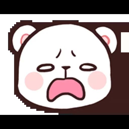 MilkNMocha emotion - Sticker 2