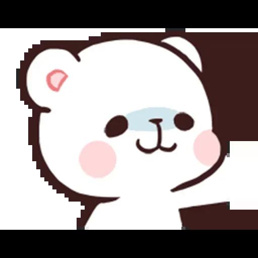 MilkNMocha emotion - Sticker 16