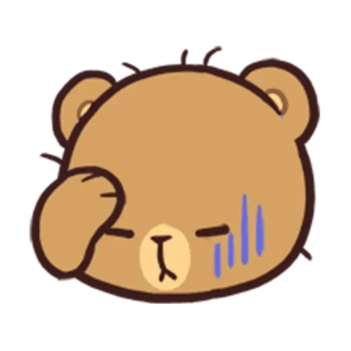 MilkNMocha emotion - Sticker 14