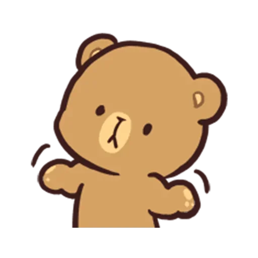 MilkNMocha emotion - Sticker 15