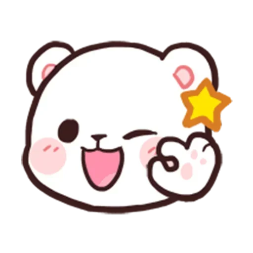 MilkNMocha emotion - Sticker 5