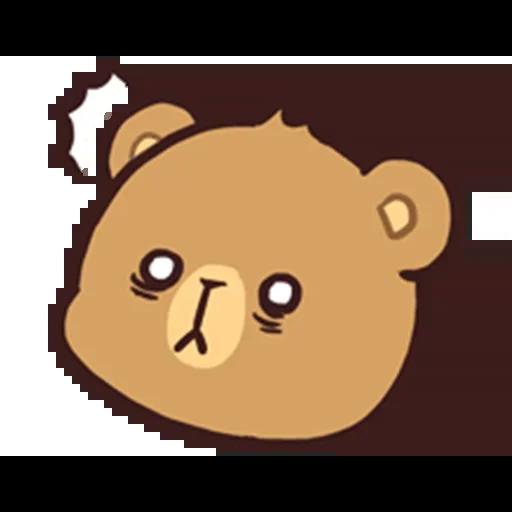 MilkNMocha emotion - Sticker 12