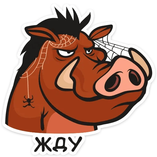 Timon and Pumba - Sticker 16