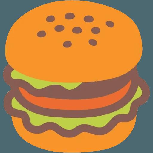 食物貼圖 - Sticker 1