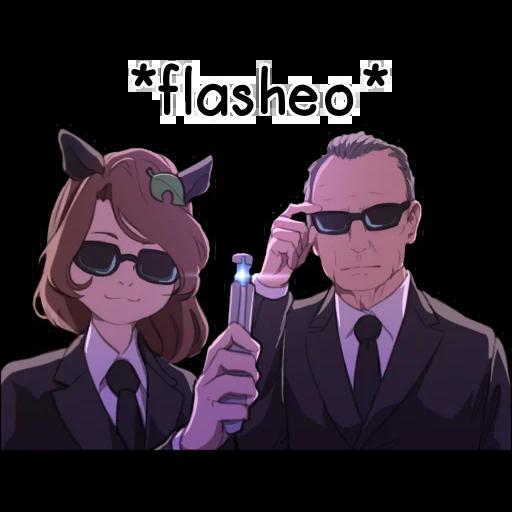 Anime Sekai - Sticker 3